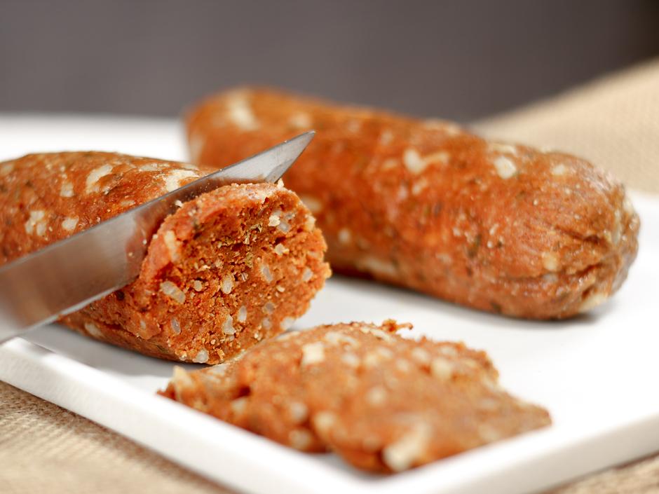 Chorizo Vegano Delantal De Alces