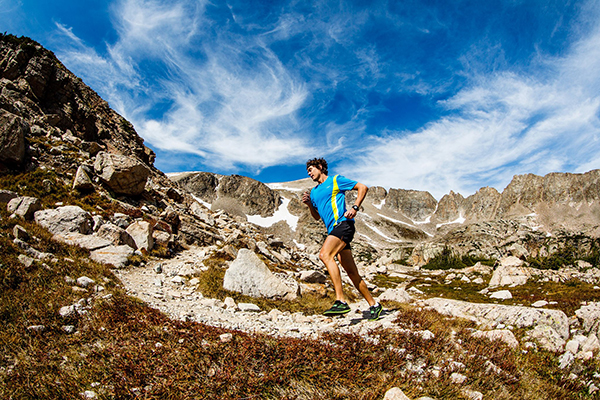 Scott Jurek en Colorado
