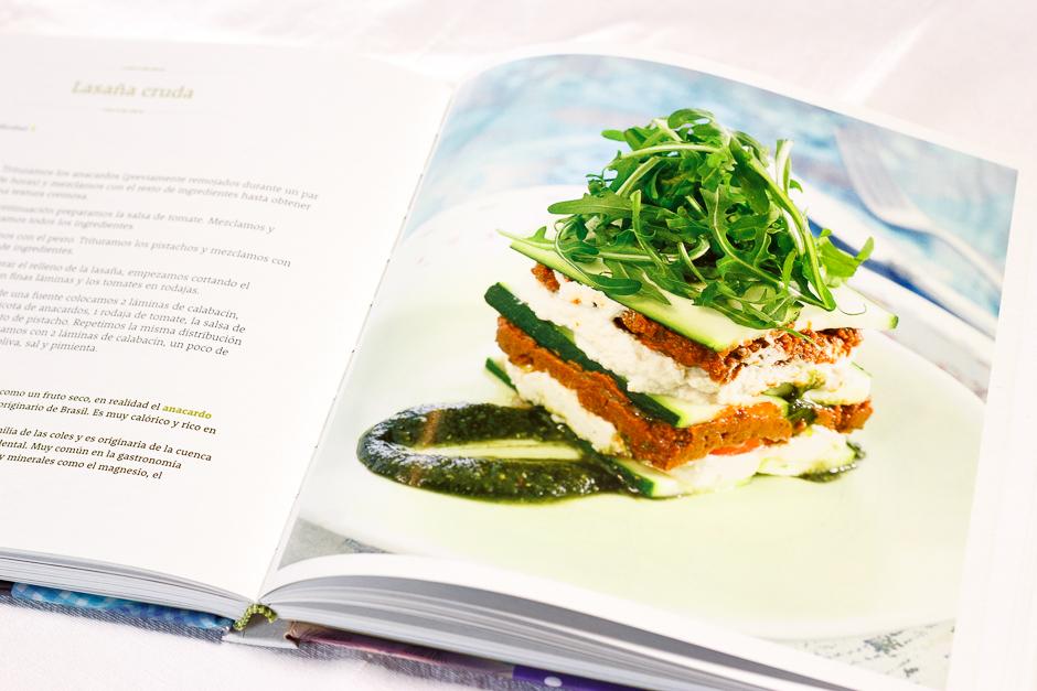 """""""Delicias veganas"""" de Toni Rodriguez"""