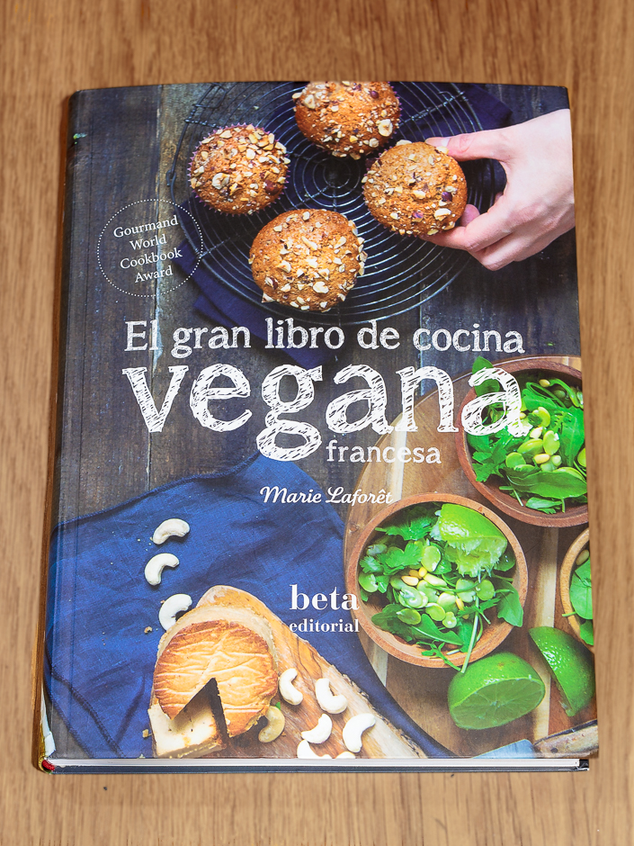 Libro De Cocina | El Gran Libro De Cocina Vegana Francesa De Marie Laforet