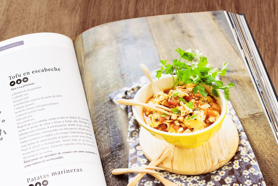 el gran libro de cocina vegana francesa de marie laf ret