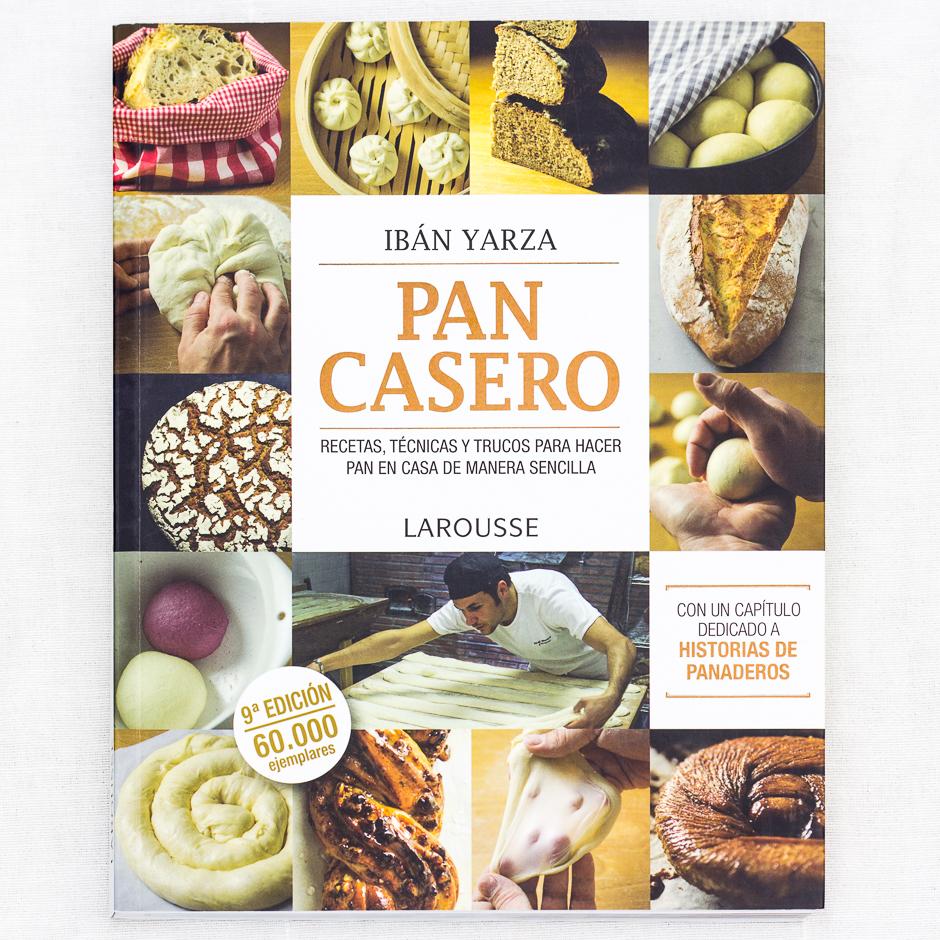"""""""Pan casero"""" de Ibán Yarza"""