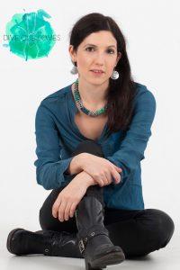 La dietista nutricionista Lucía Martínez