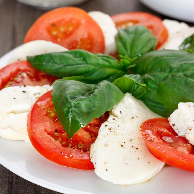 Mozzarella vegana