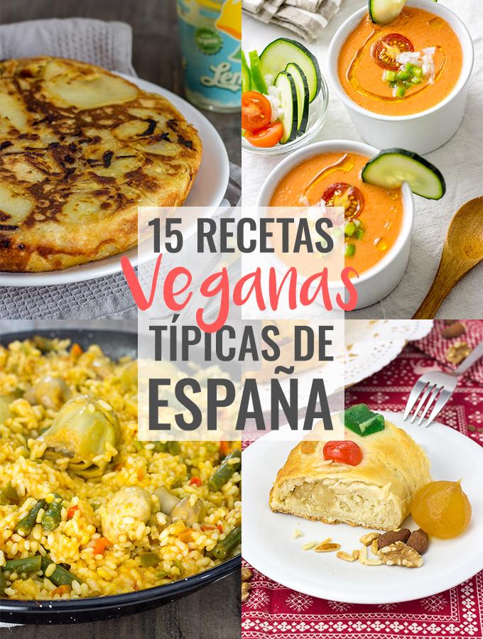 15 recetas veganas t picas de espa a delantal de alces On platos tipicos franceses faciles