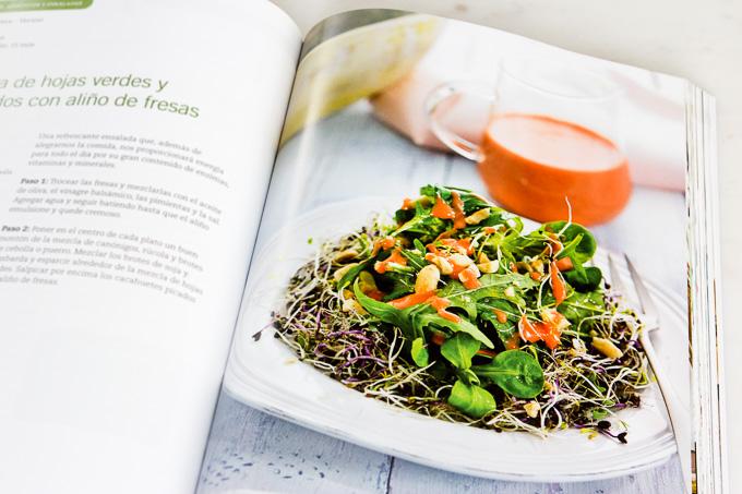 """Cocina Vegana Mediterránea"" de Laura Kohan"