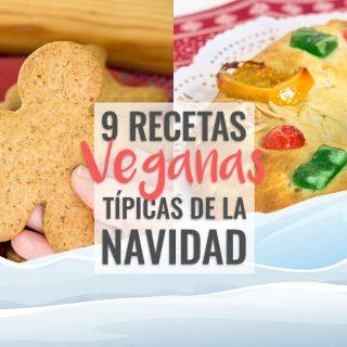 Recetas Veganas para Navidad