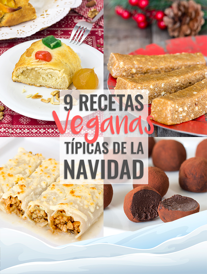 9 recetas veganas de navidad delantal de alces - Recetas mastermix 2016 ...