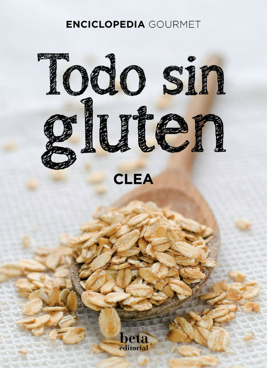 Todo sin Gluten, de CLEA