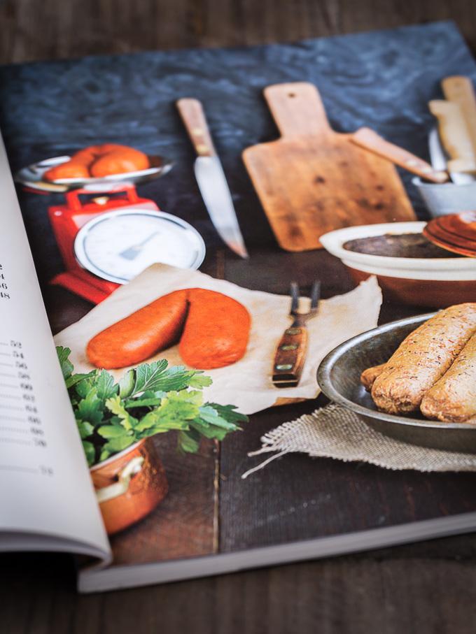 """Mi pequeña carnicería vegana"" de Sébastian Kardinal y Laura Veganpower"